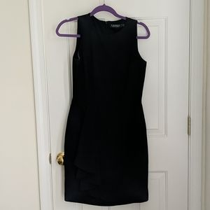 Ralph Lauren dark blue dress